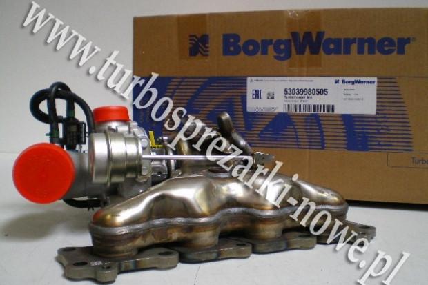 Ogłoszenie rolnicze: Ford - Turbosprężarka BorgWarner KKK 2.0 53039700154 /  5303