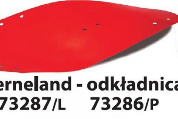 Ogłoszenie rolnicze: Odkładnia typu Kverneland!