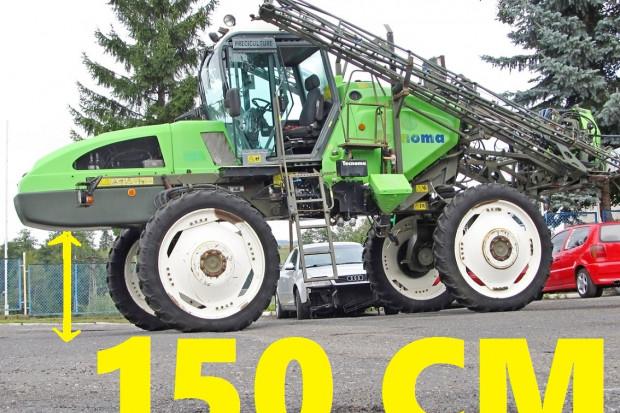 Ogłoszenie rolnicze: TECNOMA LASER 3000 - 150 CM - 24 M - 2006 ROK