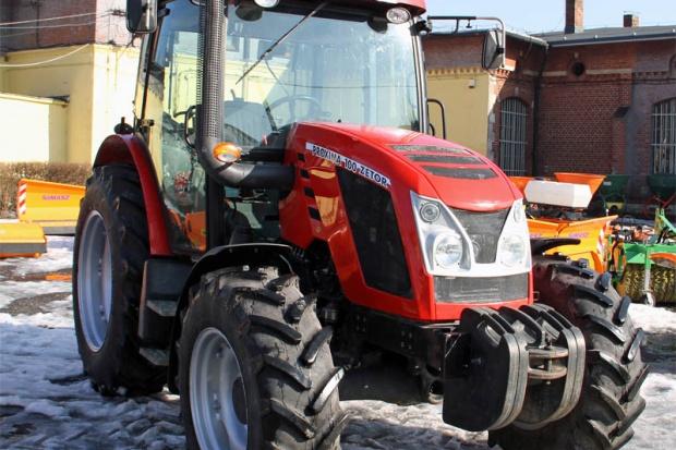 Ogłoszenie rolnicze: Ciągnik Proxima 100/ Traktor /Używany/ koniec roku 2013