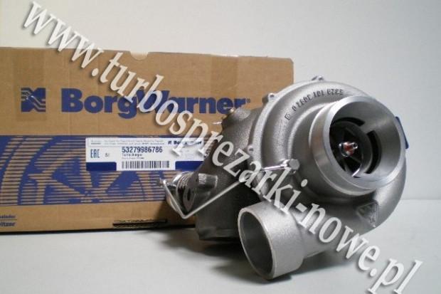 Ogłoszenie rolnicze: Volvo Penta - Turbosprężarka BorgWarner KKK 6.7 53279986786