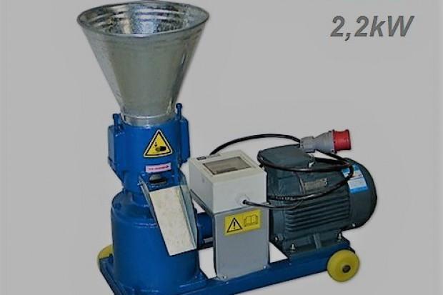 Ogłoszenie rolnicze: Prasa granulująca - pelleciarka PP120B - 2.2kW 400V