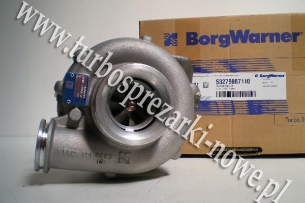 Ogłoszenie rolnicze: MTU - Turbosprężarka BorgWarner KKK 22.0 53279887110 /  5327