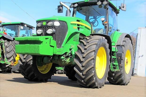 Ogłoszenie rolnicze: JOHN DEERE 7930 POWER QUAD - 257 KM - 2009 ROK