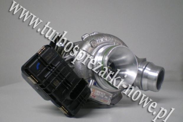 Ogłoszenie rolnicze: BMW - Turbosprężarka GARRETT 2.0 819976-0007 /  819976-0010
