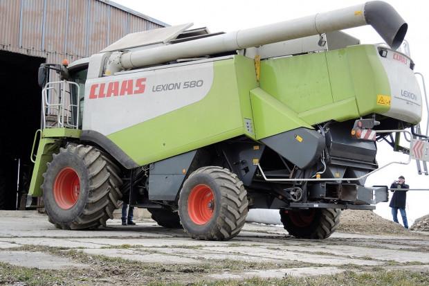 Ogłoszenie rolnicze: LEXION 580 - MERCEDES 506 KM - 3D - QUANTIMETER - 2096/3229 MTG