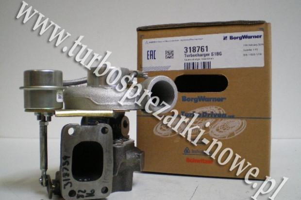 Ogłoszenie rolnicze: Różne - Turbosprężarka SCHWITZER 4.2 318761 /  318571 /  352