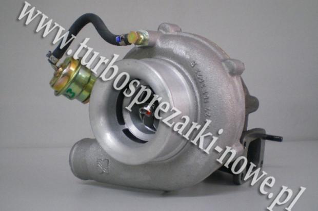 Ogłoszenie rolnicze: Deutz - Turbosprężarka BorgWarner KKK 6.1 53269887103 /  53269707103 /