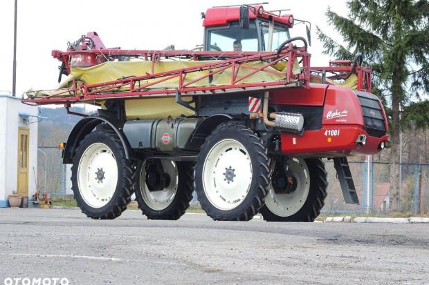 Ogłoszenie rolnicze: Hardi 4100 PLUS EASY DRIVE 2008 r