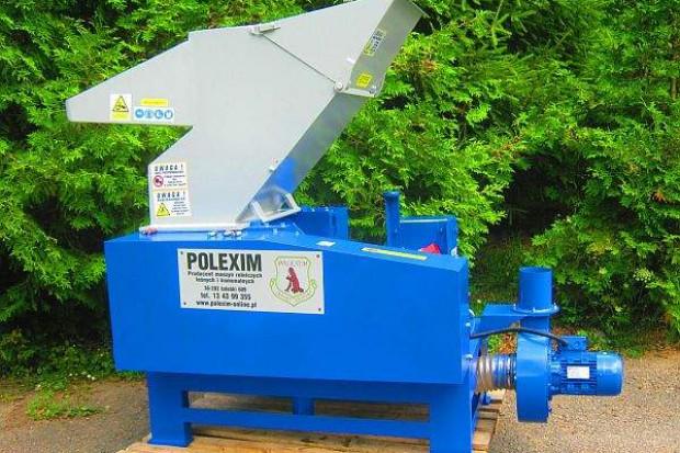 Ogłoszenie rolnicze: KRUSZARKA DO TWORZYW SZTUCZNYCH 300-600 kg/h 11 kW