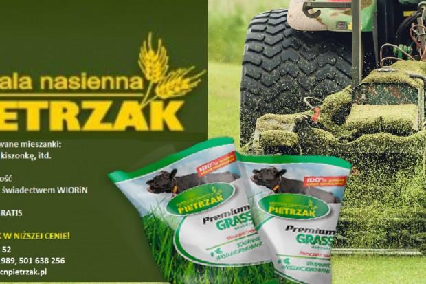 Ogłoszenie rolnicze: Ekologiczne mieszanki traw