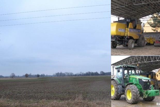 Ogłoszenie rolnicze: Gospodarstwo 690 ha dolnośląskie sprzedamy