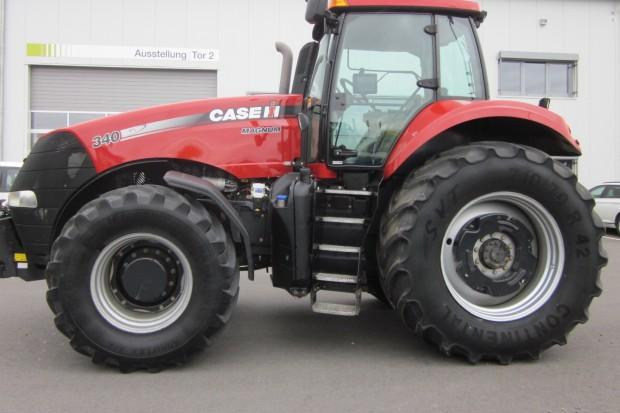 Ogłoszenie rolnicze: CIĄGNIK CASE MAGNUM 340 - 2011 ROK