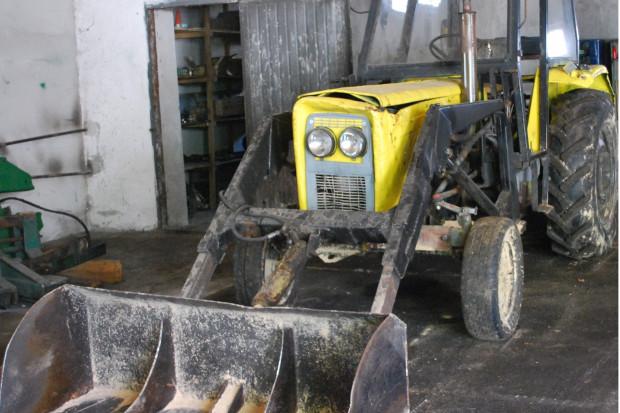 Ogłoszenie rolnicze: Ciągnik Ursus C360 z ładowaczem