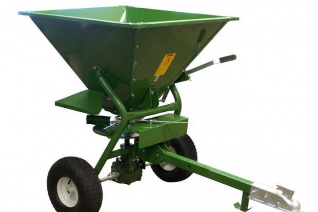 Ogłoszenie rolnicze: Rozsiewacz do pojazdu AT , Quad lub ciągnika