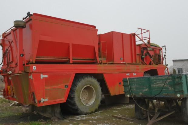 Ogłoszenie rolnicze: Syndyk upadłościGPOiWNatura Sp. z o.o sprzeda maszyny rolnicze
