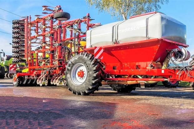Ogłoszenie rolnicze: HORSCH SPRINTER 8 SW PPF Z NAWOZEM - 2011 ROK