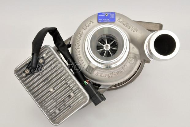 Ogłoszenie rolnicze: JCB Turbosprężarka 320/06377, 32006377, 11559880020