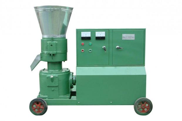Ogłoszenie rolnicze: PELLECIARKA: wydajność do 350 kg/h, silnik 11 kW