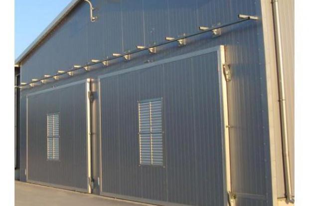 Ogłoszenie rolnicze: Hala stalowa 15x16x5 konstrukcja ocynkowana