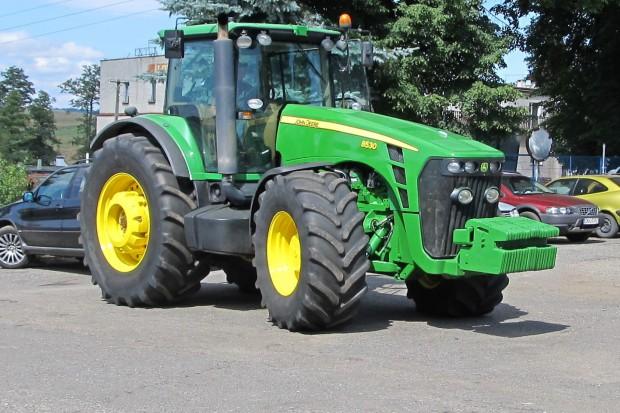 Ogłoszenie rolnicze: Ciągnik rolniczy JOHN DEERE 8530 TLS - 360 KM - 2008 ROK
