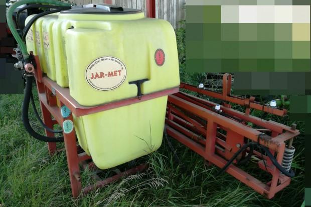 Ogłoszenie rolnicze: OPRYSKIWACZ JAR-MET 400l