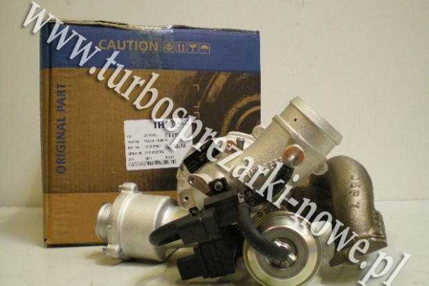 Ogłoszenie rolnicze: Audi - Turbosprężarka IHI 2.0 TFSI 53039880291 /  9VA01 /  F