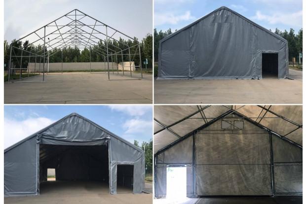 Ogłoszenie rolnicze: Namiot magazynowy przemysłowy garażowy 5x16x2 mtbtent.pl!