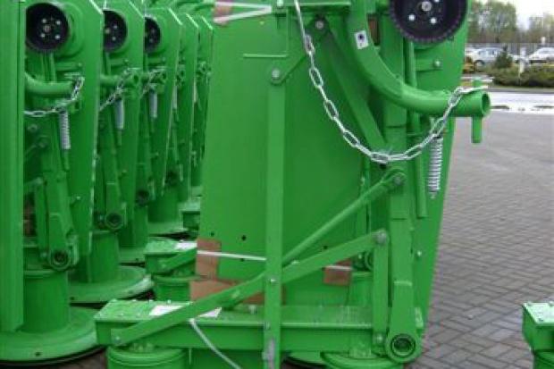Ogłoszenie rolnicze: Kosiarka rotacyjna TALEX kosiarki rotacyjne 1,35  1,65  1,85 m hydraulika