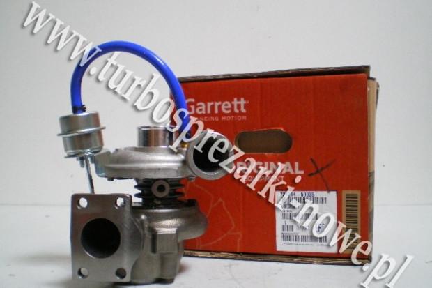 Ogłoszenie rolnicze: Perkins - Turbosprężarka GARRETT 4.0 452191-5003S /  452191-