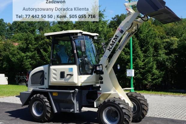 Ogłoszenie rolnicze: Ładowarka kołowa, przegubowa ZL10; 2019r.