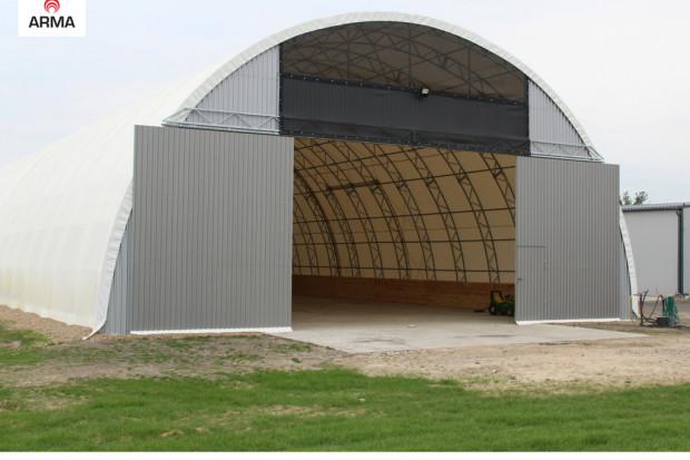 Ogłoszenie rolnicze: wytrzymała i niezawodna hala tunelowa konstrukcja stalowa 8x10