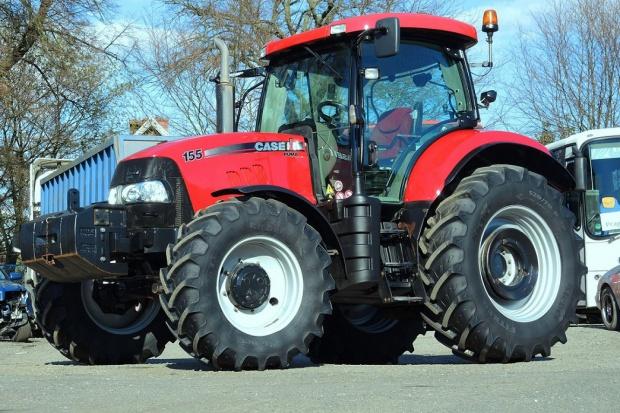 Ogłoszenie rolnicze: Ciągnik rolniczy PUMA 155 - 2008 ROK