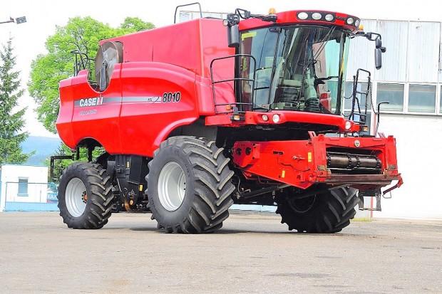 Ogłoszenie rolnicze: CASE 8010 - 2007 ROK