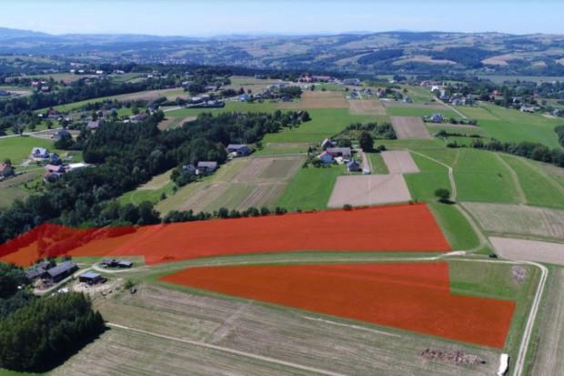 Ogłoszenie rolnicze: Piękna działka w Biesnej 3,48 ha- idealna pod winnice!