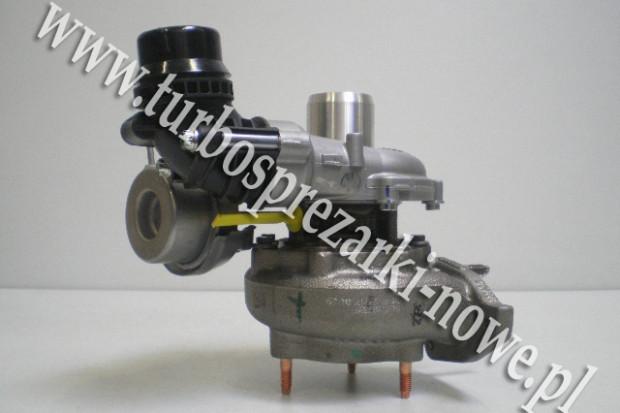 Ogłoszenie rolnicze: Renault - Turbosprężarka BorgWarner KKK 1.6 54389880005 /  5