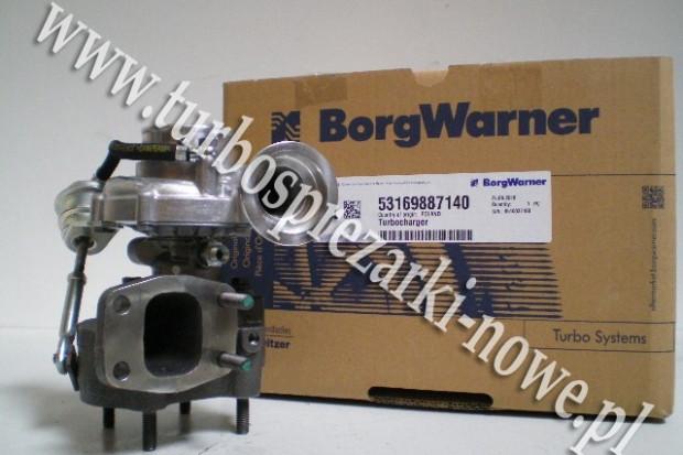 Ogłoszenie rolnicze: Mercedes-Benz - Turbosprężarka BorgWarner KKK 4.2 5316970714