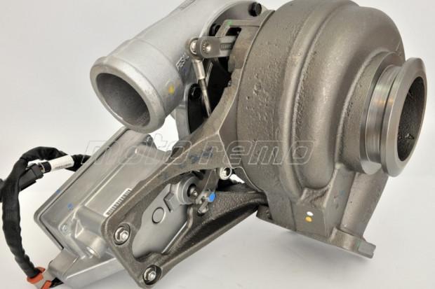 Ogłoszenie rolnicze: John Deere Turbosprężarka RE529978, RE535702, SE501681, DZ108124, 178734