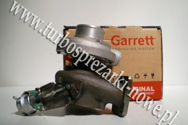 Ogłoszenie rolnicze: Perkins - Turbosprężarka GARRETT  787393-5004S /  787393-000