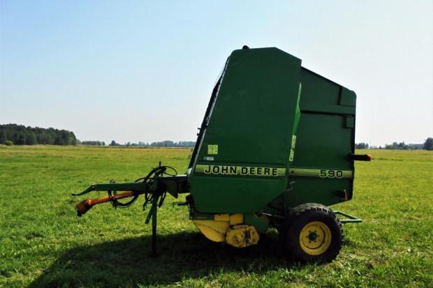 Ogłoszenie rolnicze: Sprzedam prasę John Deere 590