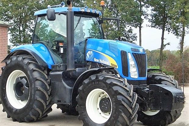 Ogłoszenie rolnicze: NEW HOLLAND T8050 - 353 KM - 2008 ROK - SPROWADZONY