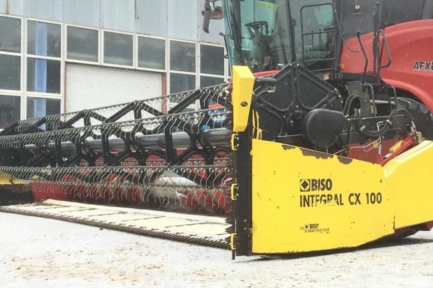 Ogłoszenie rolnicze: STÓŁ DO RZEPAKU BISO INTEGRAL CX 100 - 9,15 M - CASE 30X - 2007 ROK
