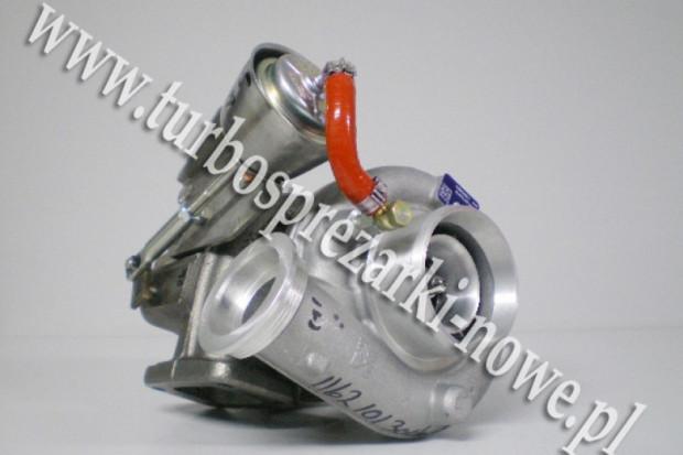Ogłoszenie rolnicze: Deutz Fahr - Turbosprężarka BorgWarner KKK 4.8 /  TCD2013L04