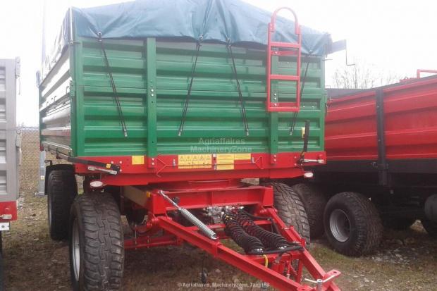 Ogłoszenie rolnicze: Przyczepa rolnicza Metaltech DB10