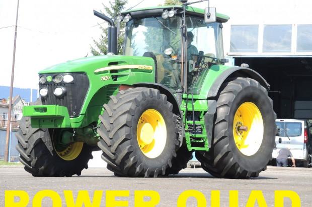 Ogłoszenie rolnicze: JOHN DEERE 7930 POWER QUAD - 2009 ROK - 257 KM