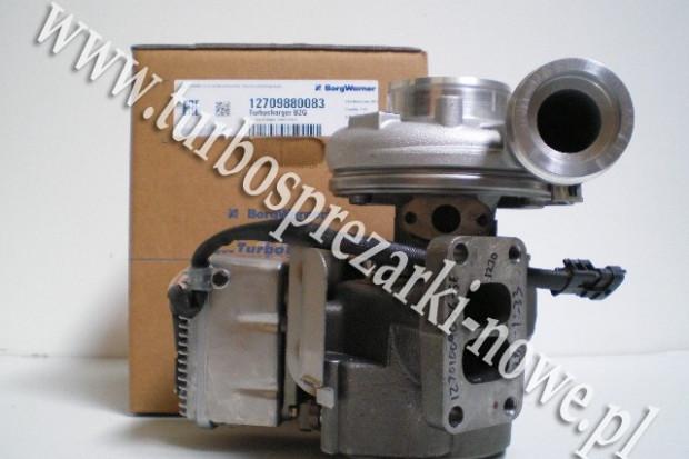 Ogłoszenie rolnicze: Deutz - Turbosprężarka BorgWarner KKK 7.8 12709880083 /  127