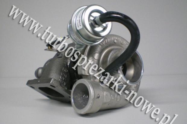 Ogłoszenie rolnicze: Perkins - Turbosprężarka GARRETT 4.0 452073-5005S /  452073-