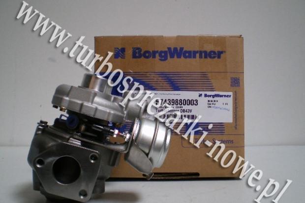 Ogłoszenie rolnicze: BMW - Nowa turbosprężarka firmy BorgWarner KKK 2.0 d 5743988