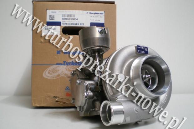 Ogłoszenie rolnicze: Turbosprężarka BorgWarner KKK - Perkins - Traktor  -  6.6 10709880004