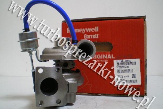 Ogłoszenie rolnicze: Caterpillar - Turbosprężarka GARRETT 4.0 452191-5005S /  452